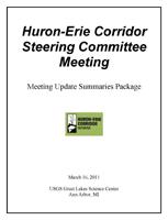 Meeting Update Summary Package